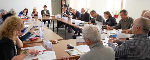 Élection des Vice-présidents et des Présidents de commissions du Parc le 8 avril.